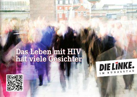 Broschüre Leben mit HIV hat viele Gesichter