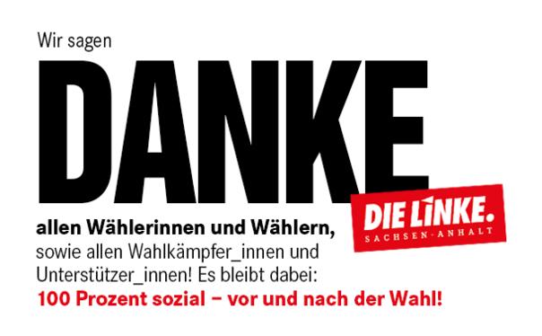 Danke zur Bundestagswahl 2013